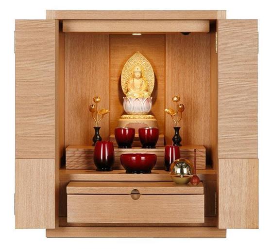 モダン上置仏壇